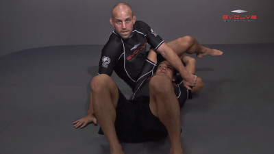 Single Leg Defense To Tilt Roll
