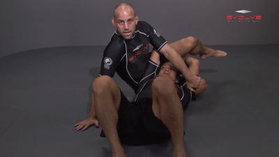 Single Leg Defense To Tilt Roll