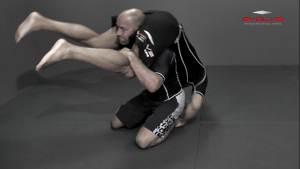 Single Leg Iranian Finish To Counter Ankle Grab