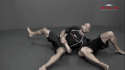 Single Leg Iranian Grab Wrist Roll Finish
