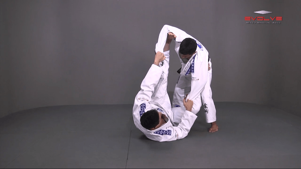 Spider Guard Drill