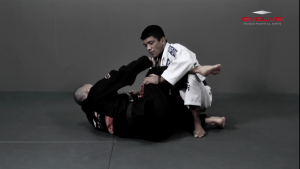 Spider Half Guard Sweep
