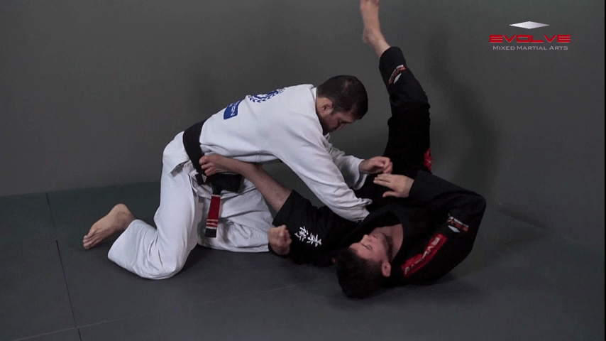 Spin To Recover Guard