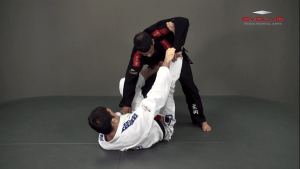 Sweep From The Open Guard