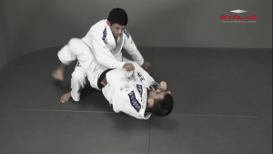 Sweep To Triangle Lock