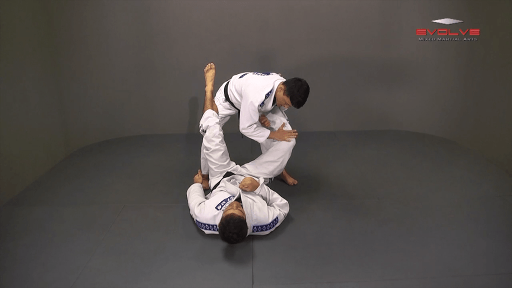 The Achilles Ankle Lock