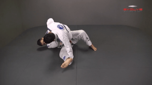 The Handstand Sweep