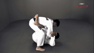 The Kick Over Sweep