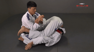 Toe Hold From North South Position