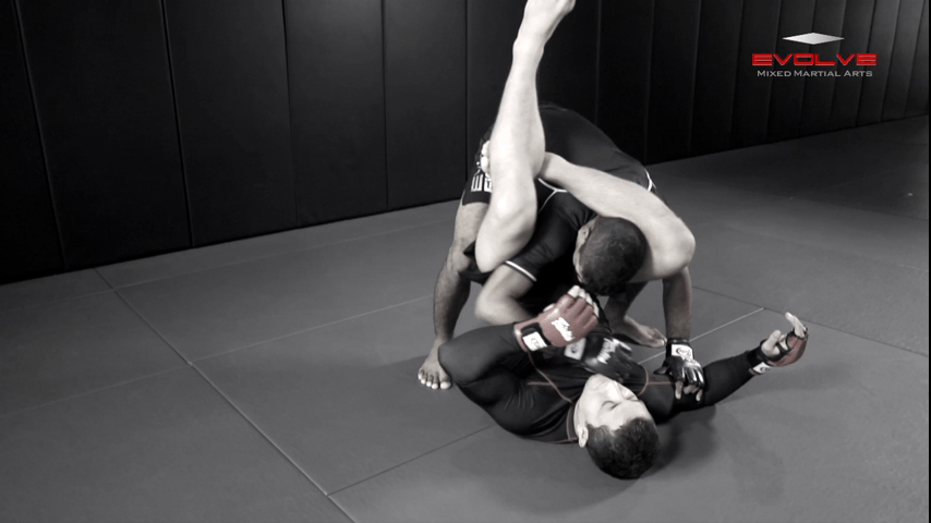 Triangle Choke Defense