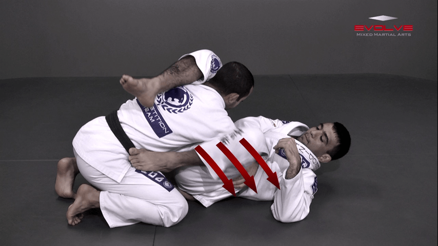 Triangle Choke To Omoplata Transition