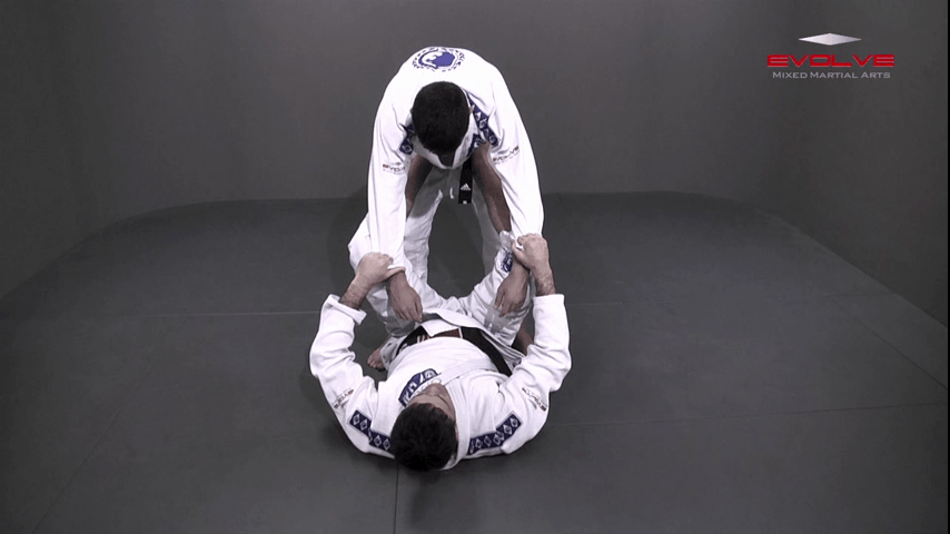 Triangle From Spider Guard