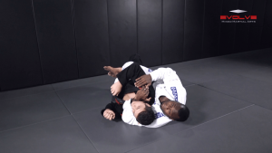 Triangle Lock Escape To Back Control