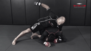 Turtle Position Control For Ground & Pound Trapping The Arm