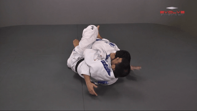 Under Arm Collar Choke