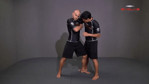 Underhook Position Basic Setup 2-On-1