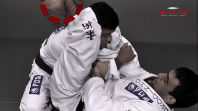 Wrist Lock From Guard