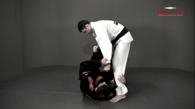 X-Guard Sweep Variation
