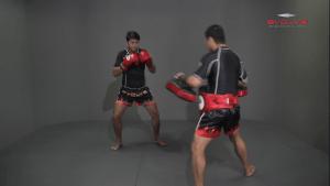 Yodbuangarm Lookbanyai: Jab, Left Up Elbow, Left Elbow, Right Elbow
