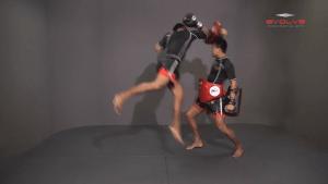 Yoddecha Sityodtong: Block, Jump Elbow