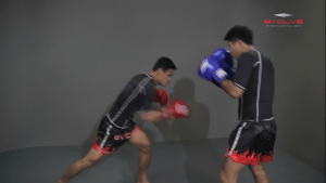 Yoddecha Sityodtong: Catch Kick To Footsweep