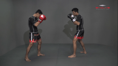 Yoddecha Sityodtong: Counter Kick With Knee To Thighs