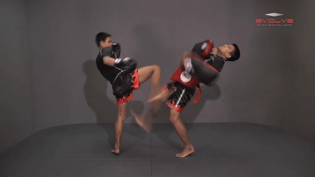 Yoddecha Sityodtong: Kick, High Push Kick