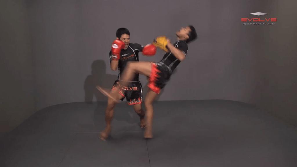 Yoddecha Sityodtong: Left Hook (Counter Punch)