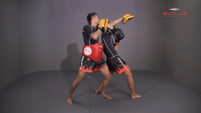 Yoddecha Sityodtong: Spinning Back Elbow To Counter Jab