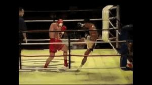 Yoddecha Sityodtong vs Shannon Forrester