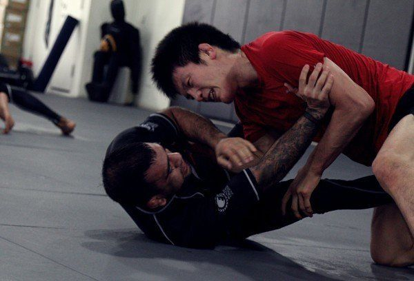 3 Super Simple Ways To Escape The Triangle Choke