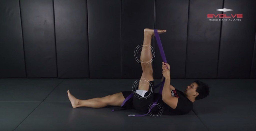 5 Essential Post-Workout Stretches With ONE Championship Superstar Eddie Ng