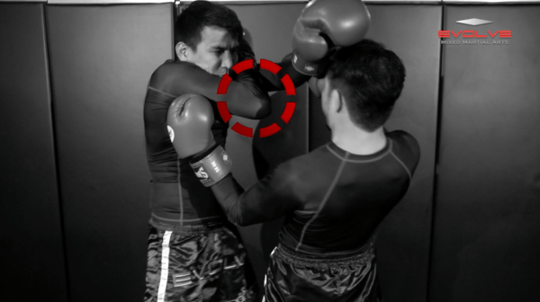 "Don't Get Hit! Here's How You Can Use The ""Figure 4"" Defense In Muay Thai"