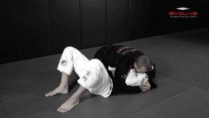 Surprise BJJ Armbar from Side Control