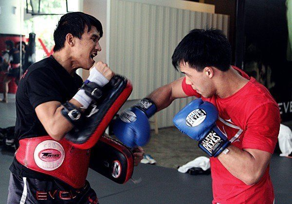 Watch And Learn How To Improve Your Muay Thai Hook