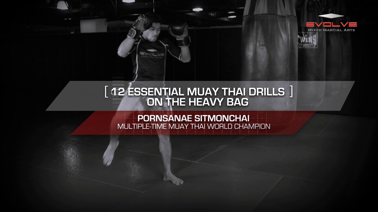 12 Essential Muay Thai Drills