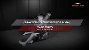 3 Takedown Defenses For MMA