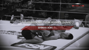3 Submissions From Rubber Guard