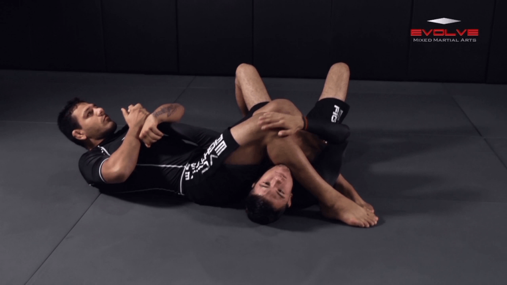 Americana To Arm Bar From Full Mount