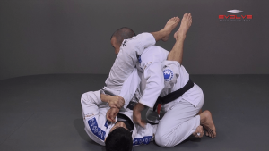 Armbar From Full Guard
