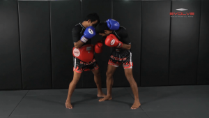 Clinch Boxing - Uppercuts