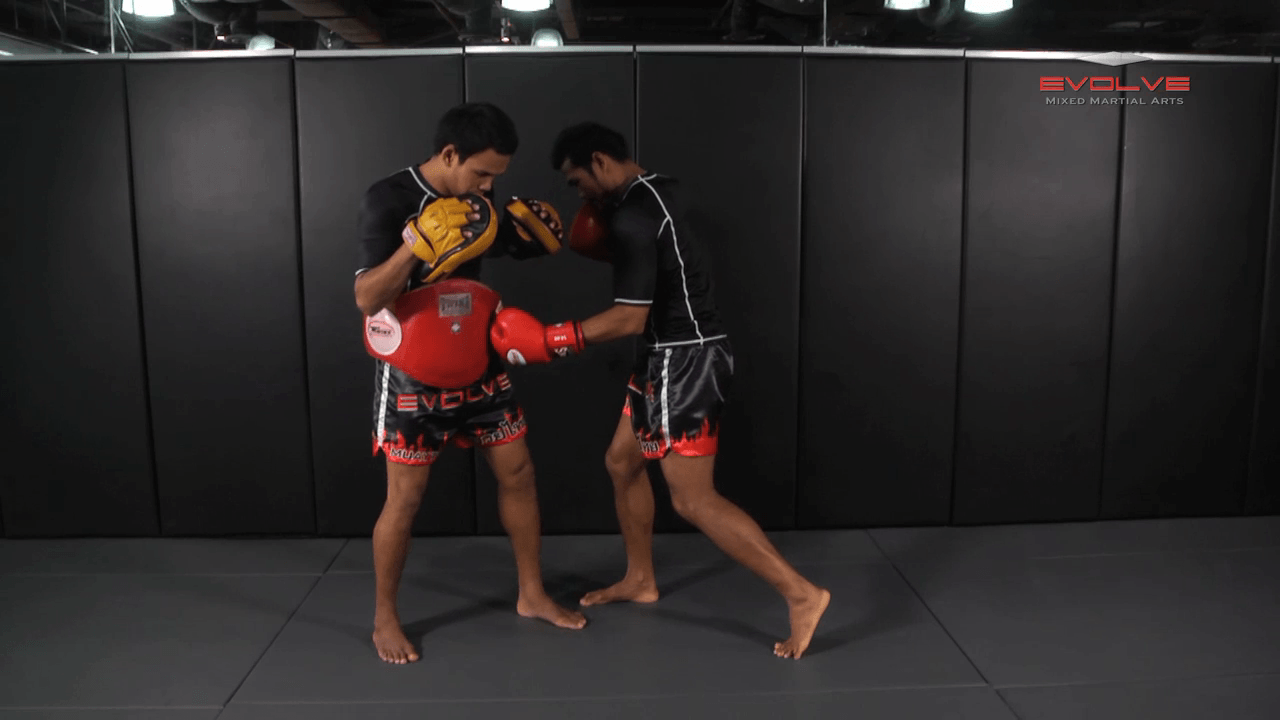 Clinch Boxing – Body, Head