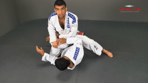 Ezekiel Choke From Leg Drag