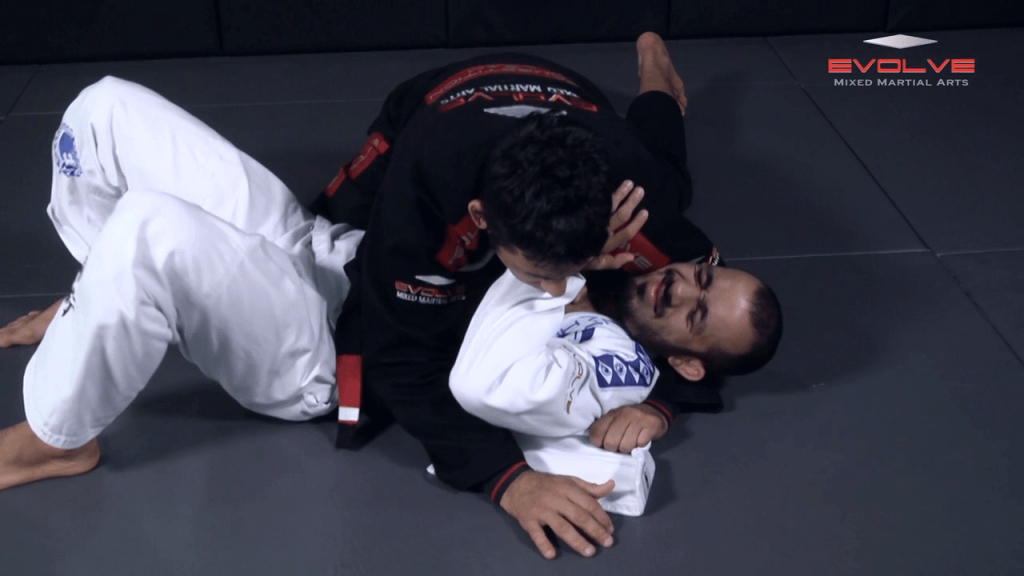 Choke From Side Control