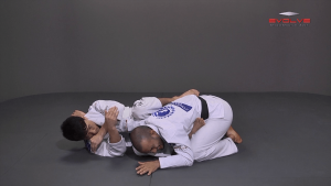 Juji Gatame From Guard