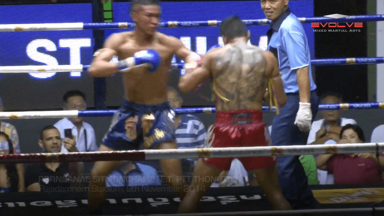 Fight Breakdown: Pornsanae Sitmonchai vs. E.T. PTT Thongtavi