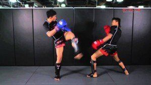 Muay Thai KO Combination