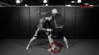 ONE FC Ben Askren Wrestling Takedown Combination