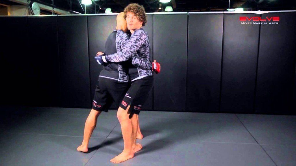ONE FC Ben Askren Wrestling Throw