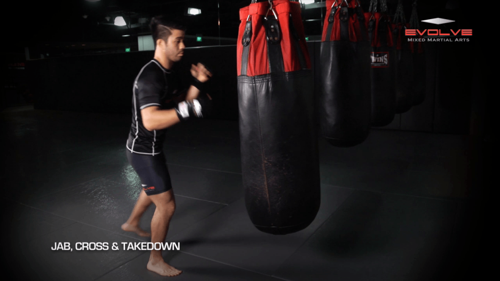 5 Striking Set Ups To A Takedown